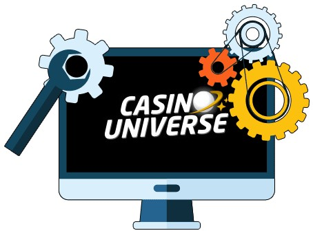 Casino Universe - Software