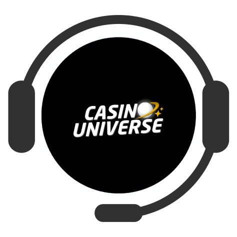 Casino Universe - Support