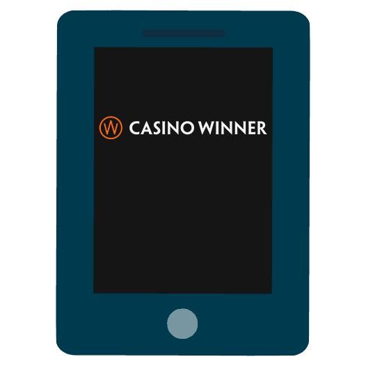 Casino Winner - Mobile friendly