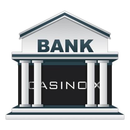 Casino X - Banking casino