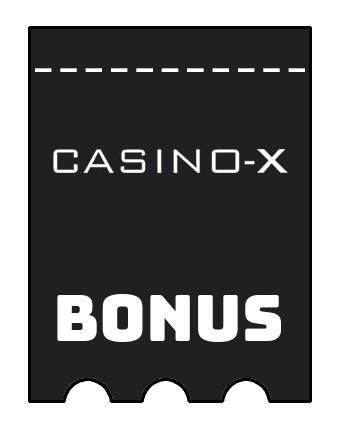 Latest bonus spins from Casino X