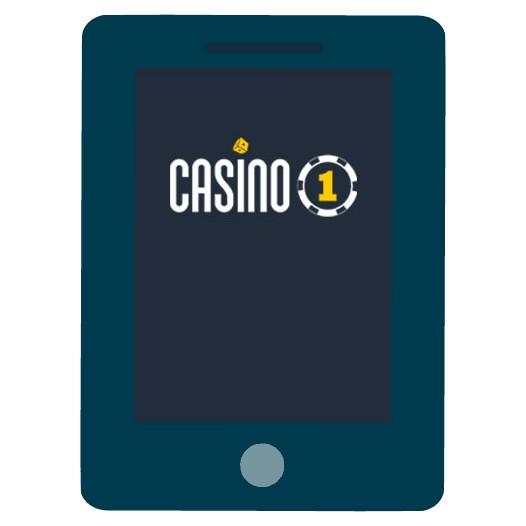 Casino1 - Mobile friendly