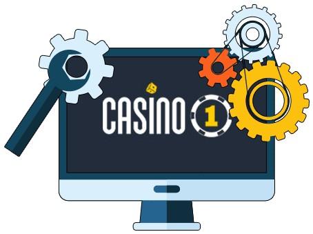 Casino1 - Software