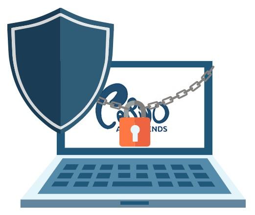 CasinoAndFriends - Secure casino