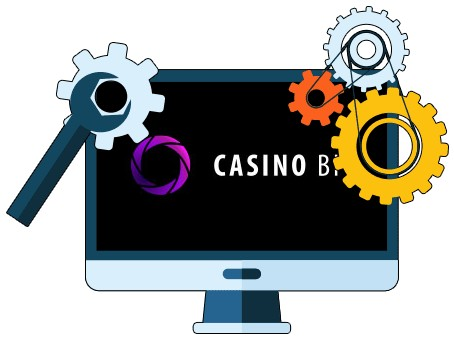 Casinobit - Software