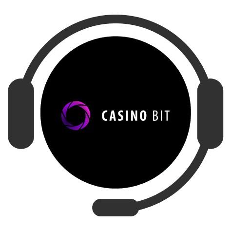 Casinobit - Support