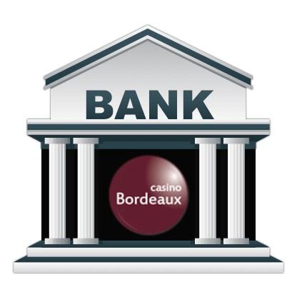 CasinoBordeaux - Banking casino