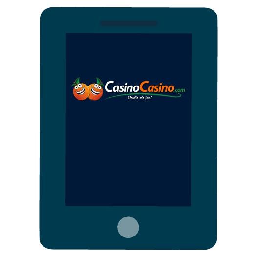 CasinoCasino - Mobile friendly