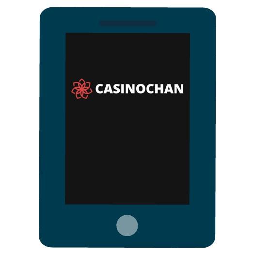 CasinoChan - Mobile friendly