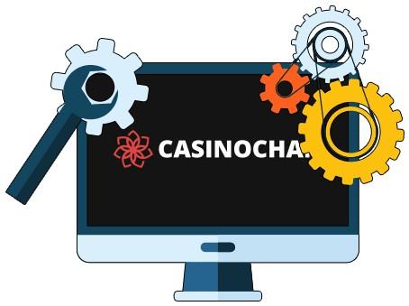 CasinoChan - Software