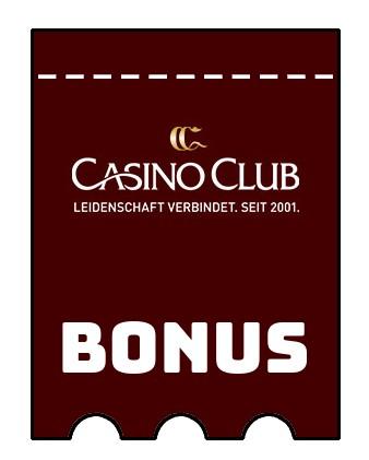 Latest bonus spins from CasinoClub