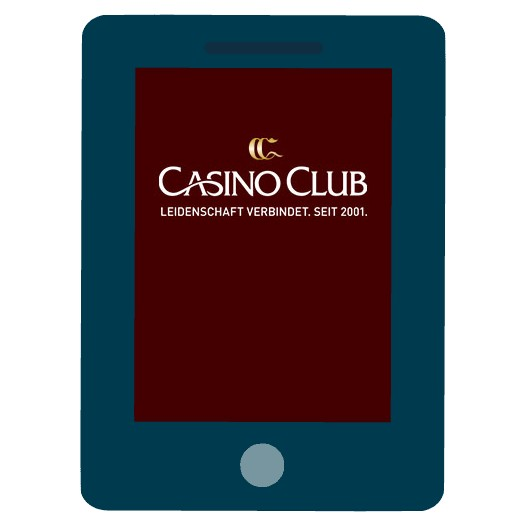 CasinoClub - Mobile friendly