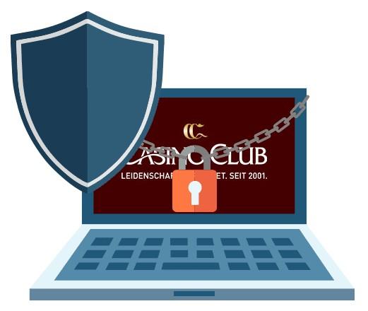 CasinoClub - Secure casino