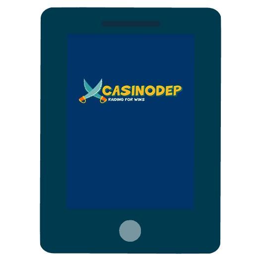 Casinodep - Mobile friendly