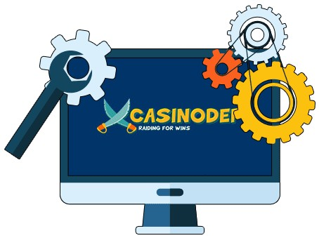 Casinodep - Software