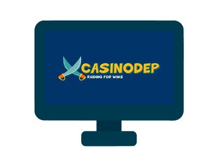Casinodep - casino review