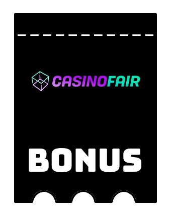 Latest bonus spins from CasinoFair