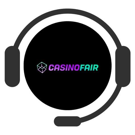 CasinoFair - Support