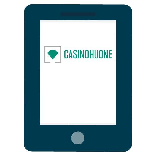 Casinohuone - Mobile friendly