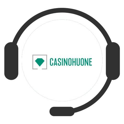 Casinohuone - Support