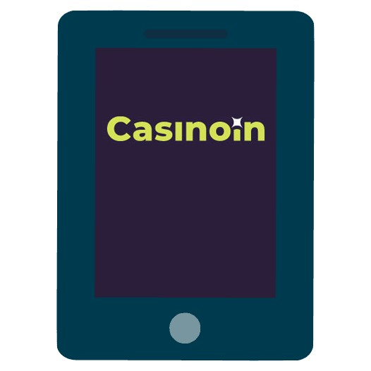 Casinoin - Mobile friendly
