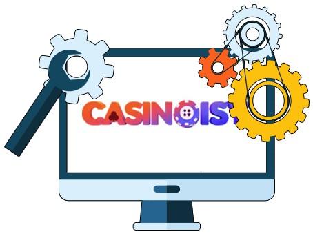 Casinoisy - Software
