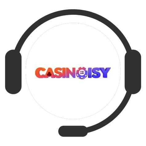 Casinoisy - Support