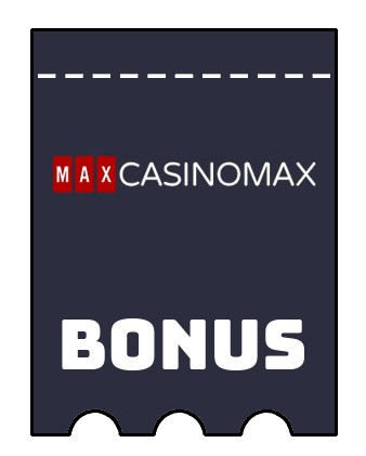 Latest bonus spins from CasinoMax