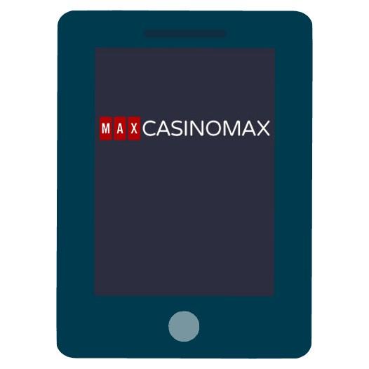 CasinoMax - Mobile friendly