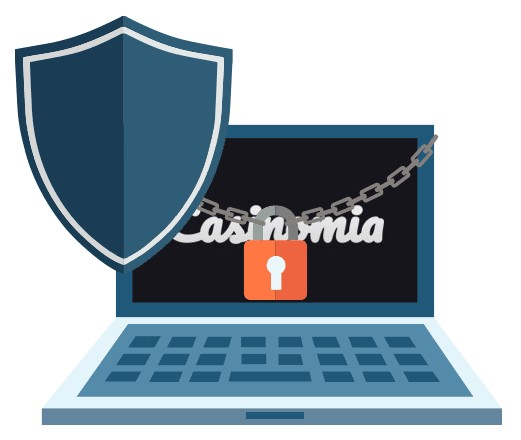 Casinomia - Secure casino
