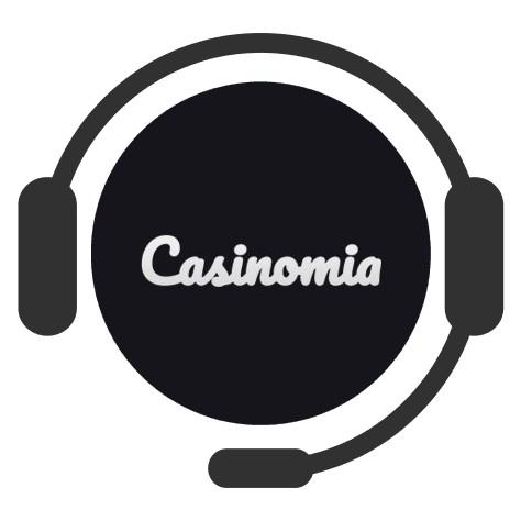 Casinomia - Support
