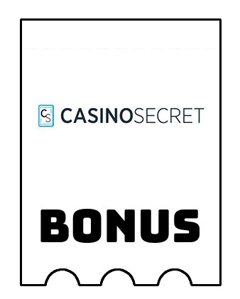 Latest bonus spins from CasinoSecret