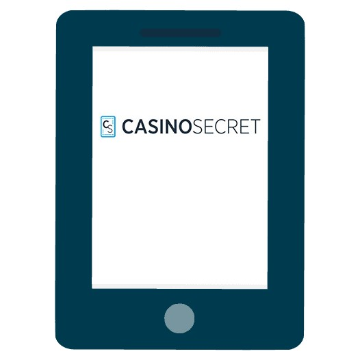 CasinoSecret - Mobile friendly