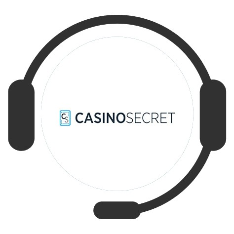 CasinoSecret - Support