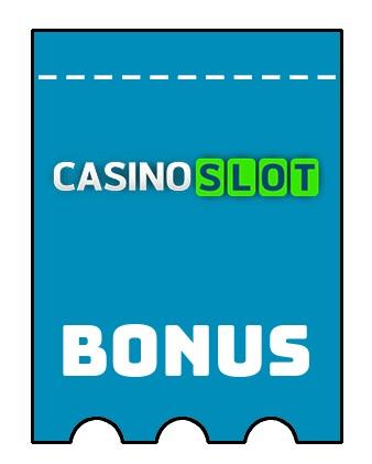 Latest bonus spins from CasinoSlot