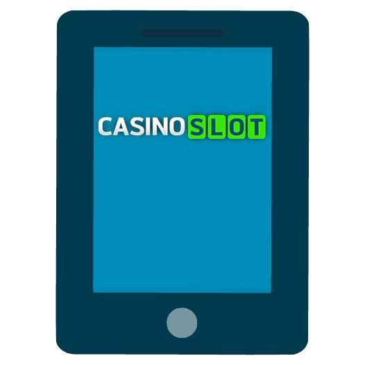 CasinoSlot - Mobile friendly