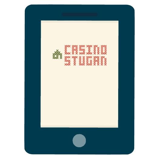 CasinoStugan - Mobile friendly