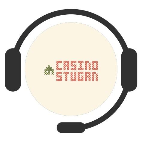 CasinoStugan - Support