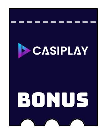 Latest bonus spins from Casiplay Casino