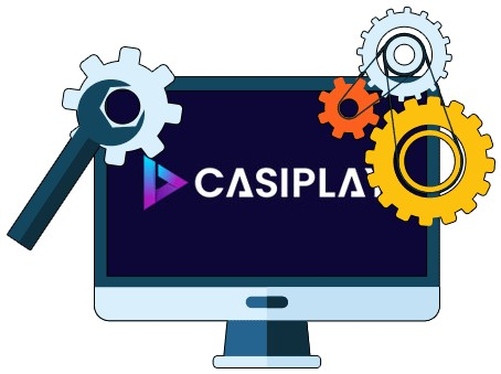 Casiplay Casino - Software