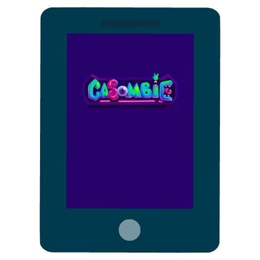 Casombie - Mobile friendly