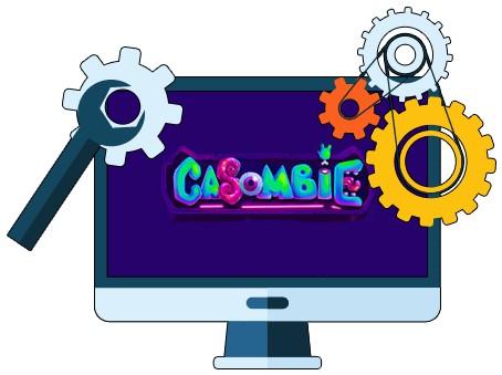 Casombie - Software