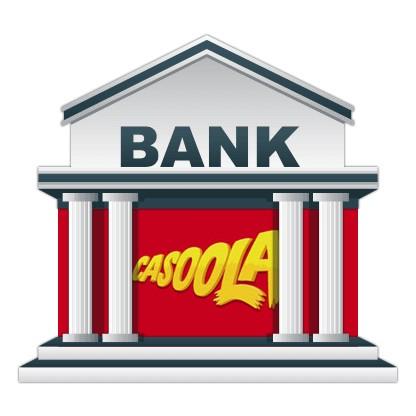 Casoola - Banking casino