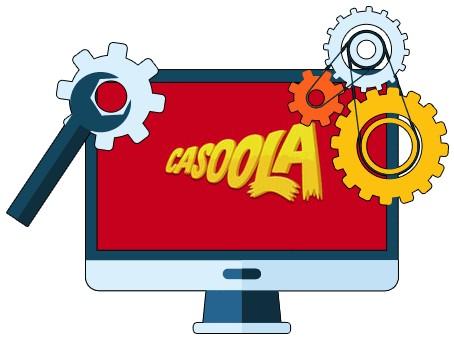 Casoola - Software