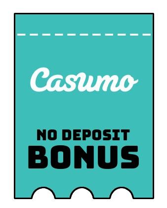 Casumo - no deposit bonus CR