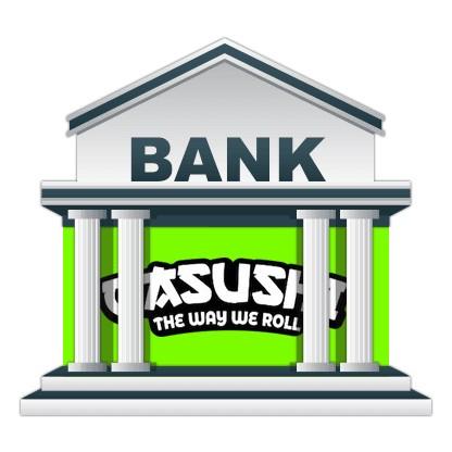 Casushi - Banking casino
