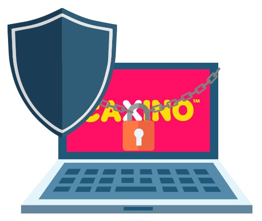 Caxino - Secure casino