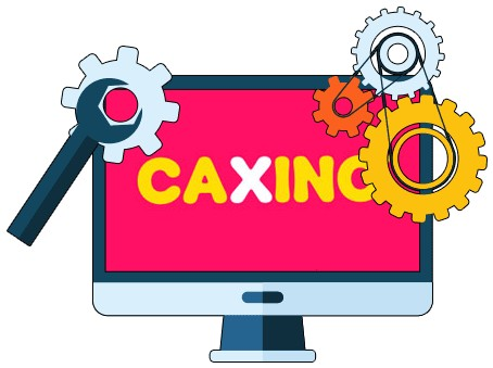 Caxino - Software