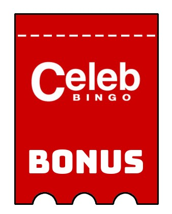 Latest bonus spins from Celeb Bingo Casino