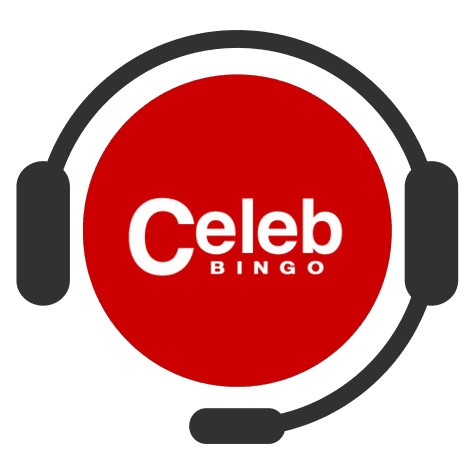 Celeb Bingo Casino - Support
